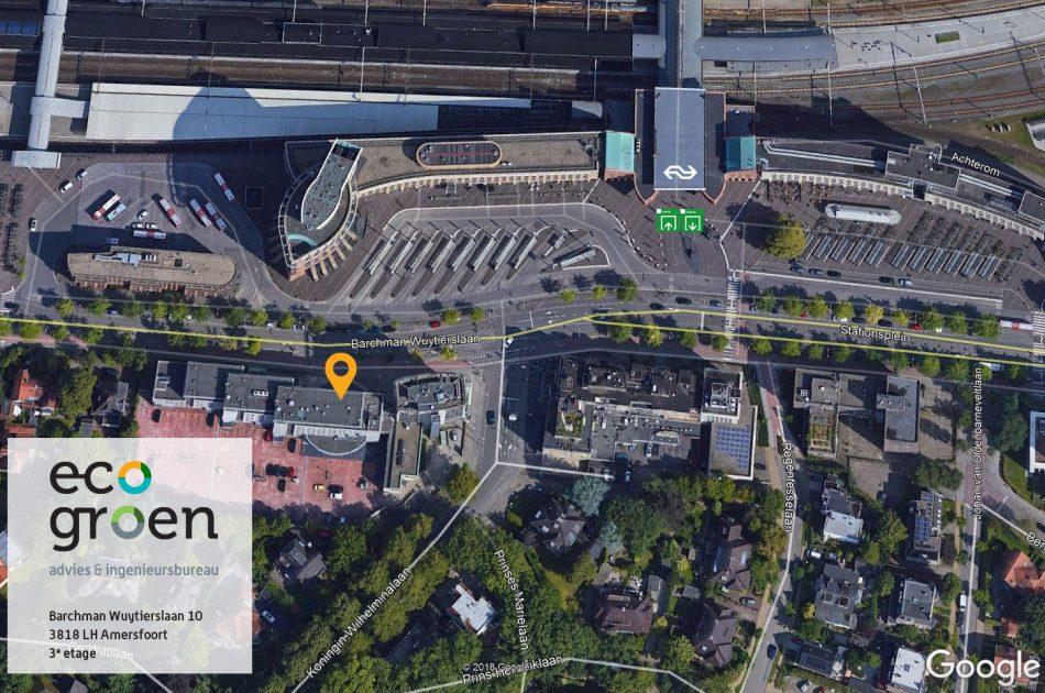 Locatie pal tegen over centraal station, ideaal als vergaderlocatie