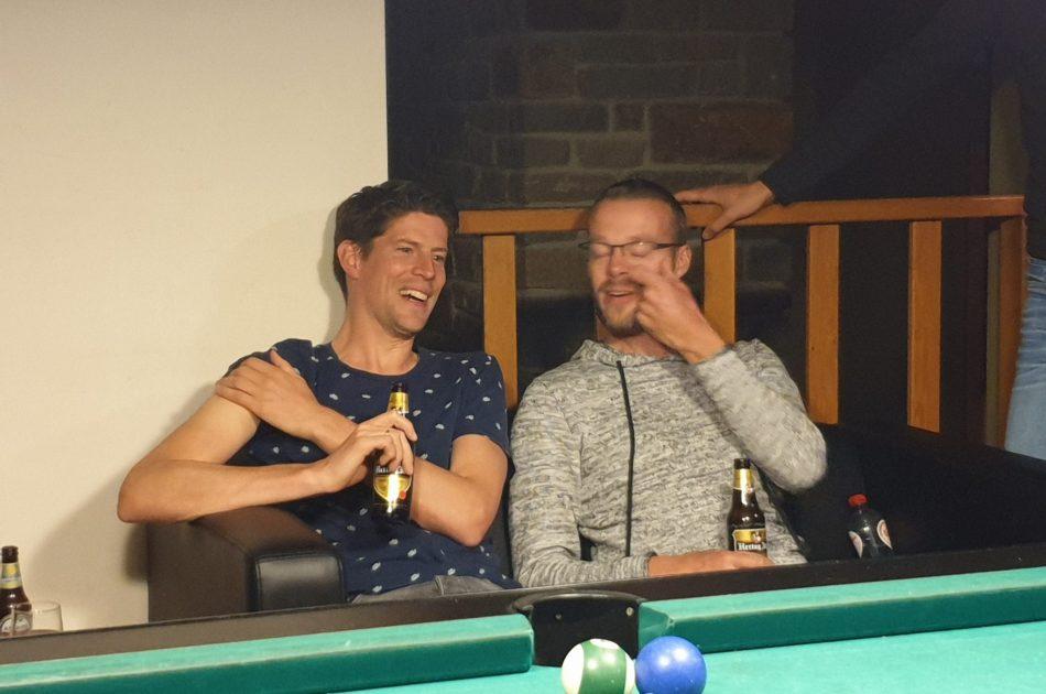 Marco en Mike, al bijna 15 jaar een Ecogroen duo!