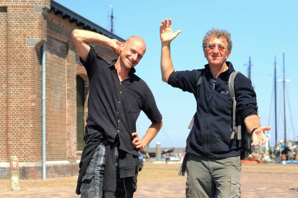 Onze ecohydrologen Han en Han
