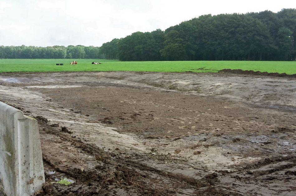 Agrowadi na aanleg