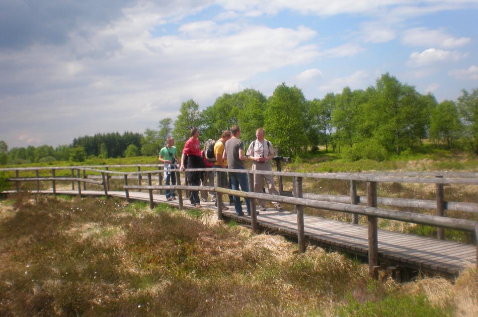 Mei 2005, Ardennen: eerste in een reeks gezamenlijke weekendjes weg