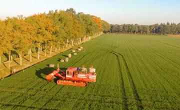 Klimaatbewust boeren met regelbare drainage