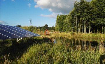 Biodiverse zonneparken