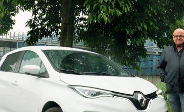 Wagenpark wordt elektrisch