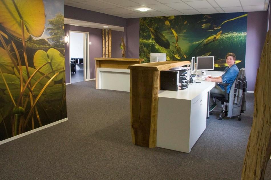 Zomer 2015: ons nieuwe kantoor