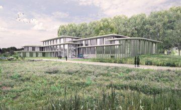 Nieuw kantoor Haren: duurzaam én goed voor biodiversiteit